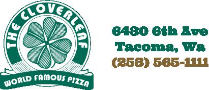 Cloverleaf Pizza - 253-565-1111